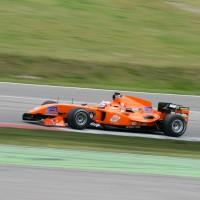 Demo A1GP Team holland RRd 09