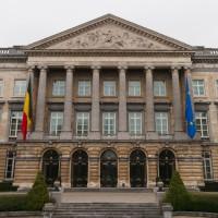 Kamer van de Volksvertegenwoordiging in Brussel