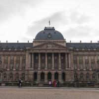 Het Koninklijk Paleis in Brussel / Palais Royal de Bruxelles
