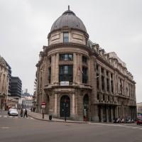 Het Regus kantoor in Brussel