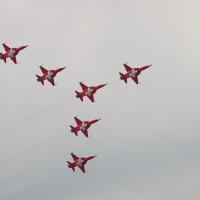 Patrouille Suise (Luchtmachtdagen 2013)
