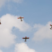 Historisch blok propellor (Luchtmachtdagen 2013)