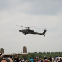 Air Power Demo, Apache (Luchtmachtdagen 2013)