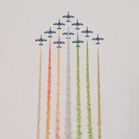 Frecce Tricolori, Italië (Luchtmachtdagen 2013)