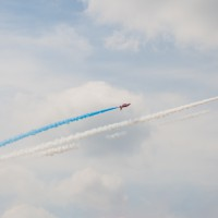 Red Arrows (Luchtmachtdagen 2013)