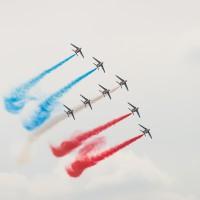 Patrouille de France (Luchtmachtdagen 2013)