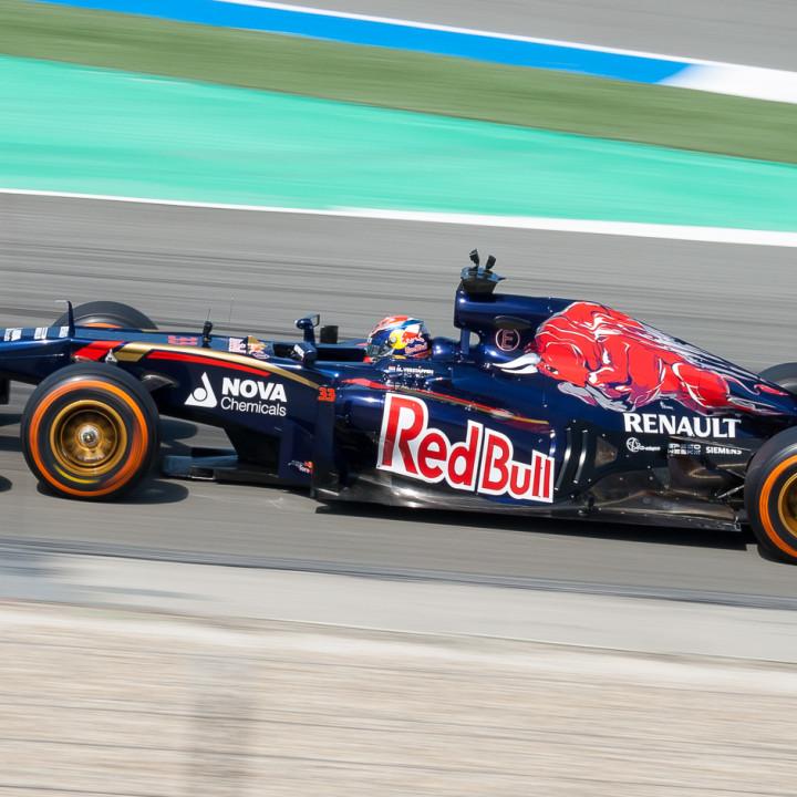 Max Verstappen, Torro Rosso (RB7)